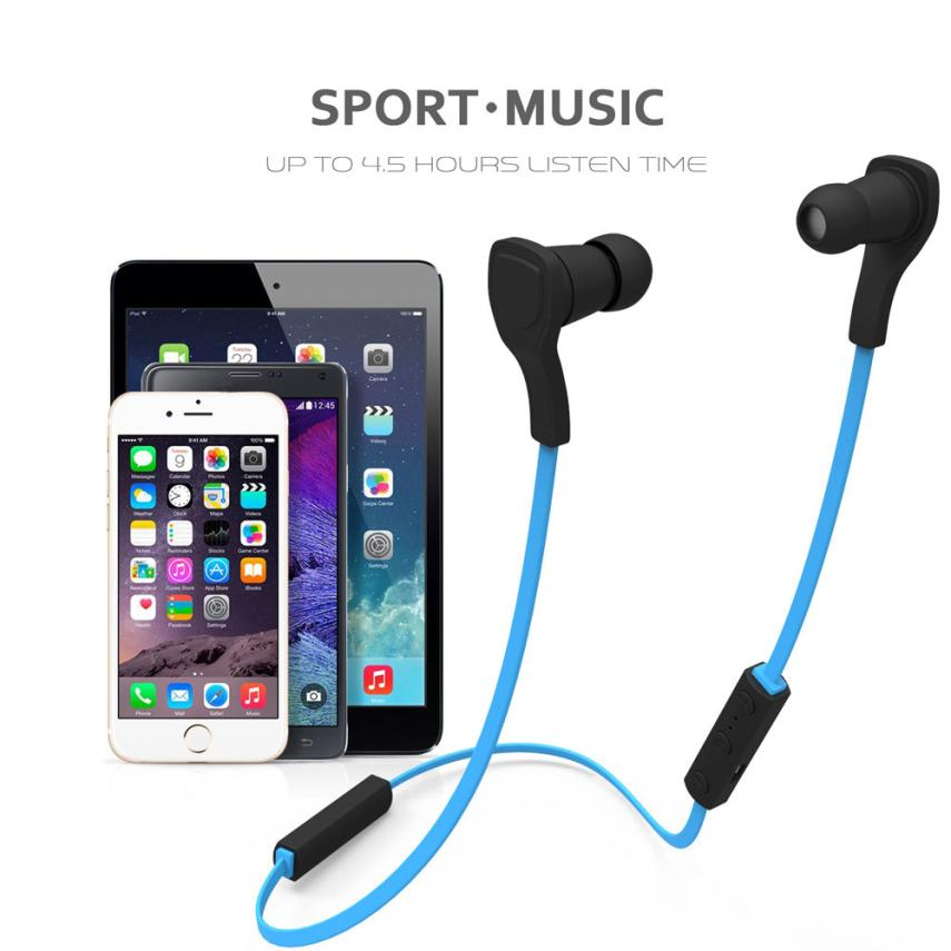 Top Quality Wireless Bluetooth Headset SPORT Stereo Headphone 4Days Standby Time Earphone for iPhone Samsung Fashion Deisgn S15<br><br>Aliexpress