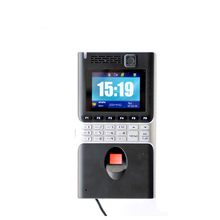rfid Reader Fingerprint Time Attendance Access Control RFID Access Control with Security Camera Free ARM9 Software