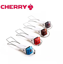Brand New Cherry Key Puller Steel Wire Keycap Puller Tool Key Cap Remover With Cherry MX Switch And Key Ring For Keyboard