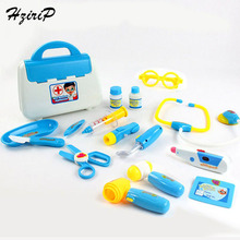 15Pcs Doctor Toys Kids Pretend Play Toys Set For Children Doctor Set Medicine Box Role Play Educational Baby Toy Doctor Kit