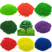 30g Artificial Tree Powder Sandbox Game Model Decor Miniature Micro Landscape Decoration Home Garden Craft DIY Accessories