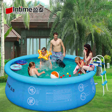 Inflatable Swimming Pool Adult Infant Child Ocean Pool Plus Size Large Plastic Children Kids Swimming Pools Eco-friendly(China)