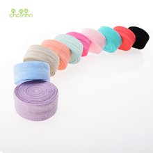Elastic Hair Band 10 Color,10 Meter/Lot,DIY Handmade Accessories,Strap,Craft & Gift Packing/Child Dress&Headband/Decoration(China)