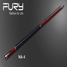 Pool Billiard cue /Cherry-Brown Wood/11.75mm&12.75mm tip(optional)/FURY Billiard Cues/ NA-4(China)