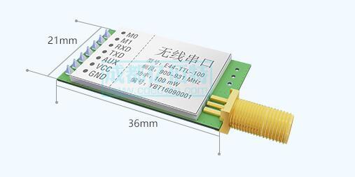 2 pcs lot SX1278 SX1276 915mhz rf Wireless Module<br><br>Aliexpress