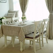 High-end European Pastoral Square tablecloth Dining table cloth hotels Printed table cloth Floral tablecloth free shipping(China)