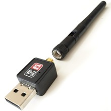 High Quality 1pc Mini PC WIFI Adapter 150M USB Antenna Wireless Computer Network Card wifi dongle