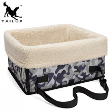 [TAILUP] Foldable Dog Car Seat For Dog Carriers New Arrival puppy Pets Christmas Dogs Cat Dog Bag Safety Car Supplies py0019