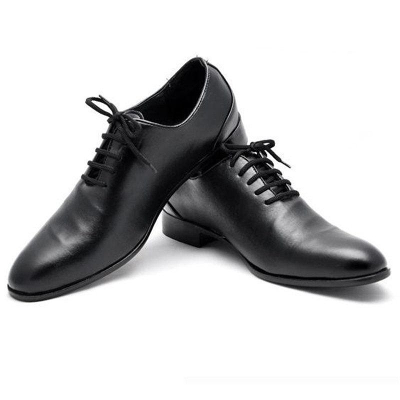 2017 New Spring Autumn Fashion Men Shoes Patent Leather Men Dress Shoes White Black Male Soft Leather Wedding Party Oxford Shoes<br><br>Aliexpress