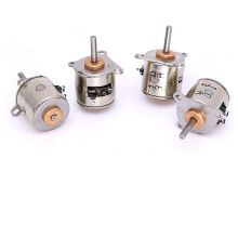 2PCS/lot 2 Phase 4 Wire Stepper Motor 10mm Micro Stepping Motor JSDJ2P4W10M