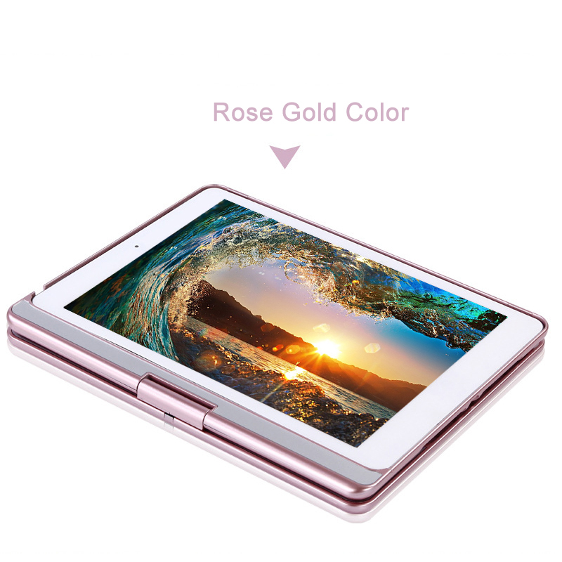 Rose Gold for iPad
