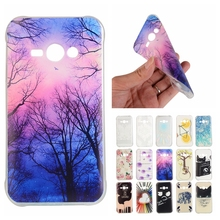 For Coque Samsung J1 Ace Case Silicone Cute Transparent Cover for Samsung Galaxy J1Ace J110 J110H J110F Slim TPU Soft Phone Case