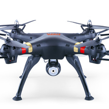 Big Drone CX-10 6CH 6 Axis Gyro HD camera UAV Quadcopter with 3D flips/rolls aircraft toys Remote Control helicopter