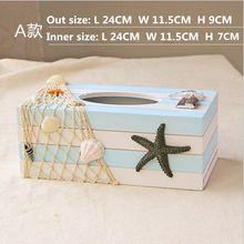 Portable creative paper towel box fashion tissue pumping storage box pumping paper hotel home car gift supplies