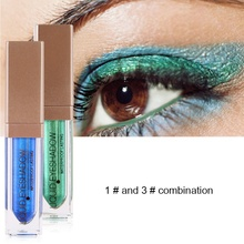 Eyeshadow Glitter Liquid Makeup Eye shadow 12 Colors Single Pigment Professional Cream Eyes Maquillaje High Color Render