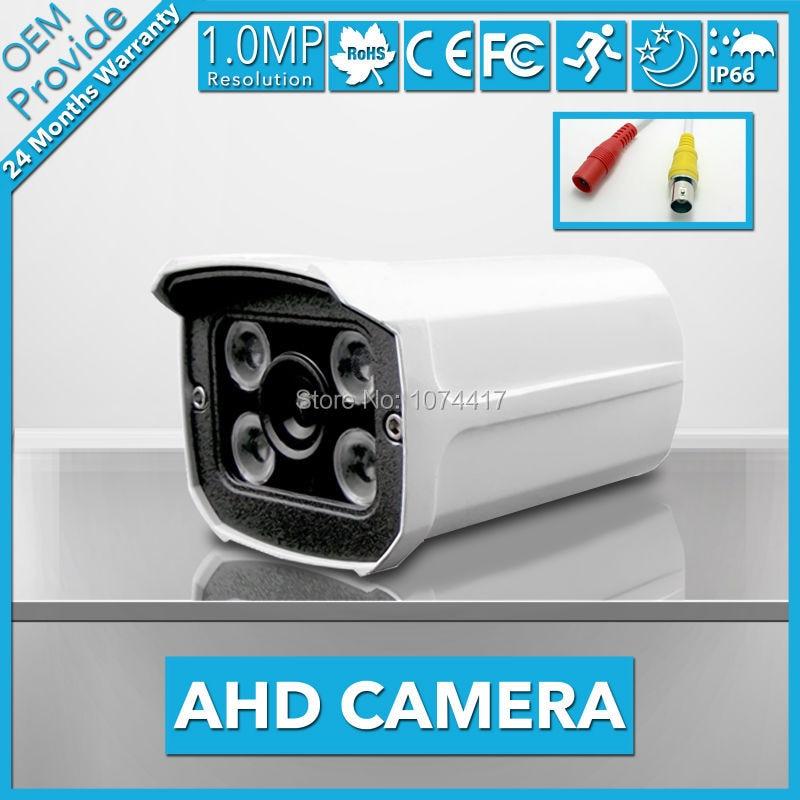 AHD4100LV-T  waterproof IP66 720P 1.0 mega Pixel AHD Camera CCTV Security Camera Outdoor  day vision night vision IR-CUT<br>