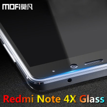 Buy xiaomi redmi note 4x glass full cover ultra thin mofi original screen protector clear slim 3GB xiaomi redmi note 4x glass for $7.58 in AliExpress store