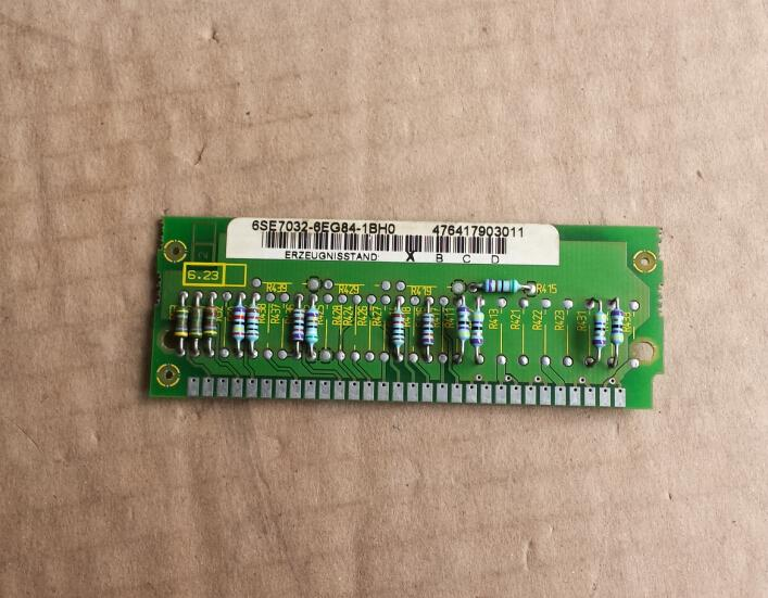 6SE7032-6EG84-1BH0 used in good condition<br><br>Aliexpress
