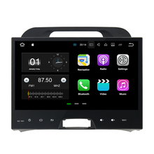 10.1 Inch 2 Din Quad Core RAM 2GB Android 7.1.2 Tablet PC Car Player For Kia SPORTAGE 2010-2012 With GPS 4G WiFi Stereo Radio(China)