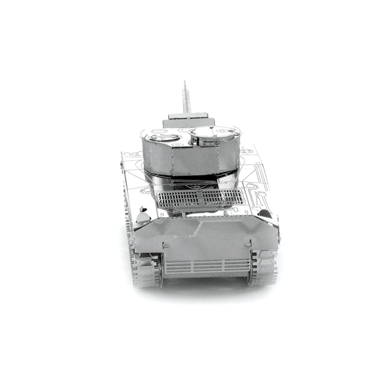 Танк Шерман 3D пазлы из металла, Конструктор для взрослых.
