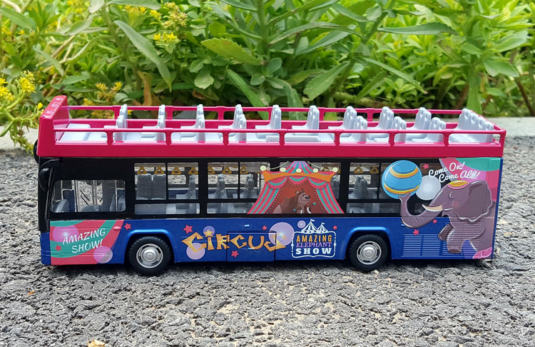 132 Double-decker Sightseeing Bus (4)