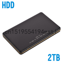 2TB 1TB 60GB HDD 2.5 USB 2.0 High-Speed Shockproof External Hard Drives HDD Desktop Laptop Mobile Hard Disk
