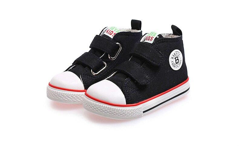 Enfants chaussures pour fille enfants toile chaussures garçons 54