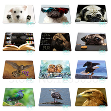 Funny Animal Cat Dog Tiger and So on Custom Design Silon Anti-slip Mousepad Computer Mouse Pad Mat Best Durable Mouse