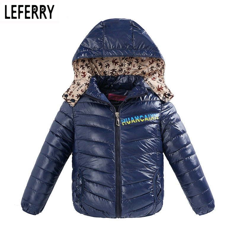 2017 Kids Boys Winter Jacket Children Boy Outwear Child Clothing Warn Hooded New Winter Boys Coats and Jackets toddler snowsuitОдежда и ак�е��уары<br><br><br>Aliexpress