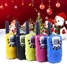 Baofeng T-3 Handheld Walkie Talkies For Kids & Adults  FRS/GMRS Two-Way Radio Transceiver Children & Youth BF-T3