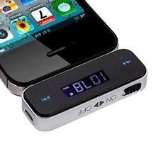 HOT Sales! Car Kit  LCD Wireless Car FM Transmitter FM Modulator For iPod iPhone 3 3G 4 4S Galaxy Car MP3 Music Player with USB