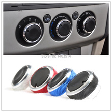 3pcs/set Air Conditioning heat control Switch knob AC Knob For Ford Focus 2 MK2 Focus 3 MK3 Sedan Hatchback Mondeo car styling