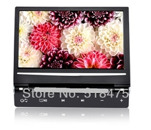 Free shipping 2014 New Arrival Car Headrest DVD Player With 9 inch TFT LCD Touch Screen DVD MP4 IR, FM, game, AV, TV-function(China)