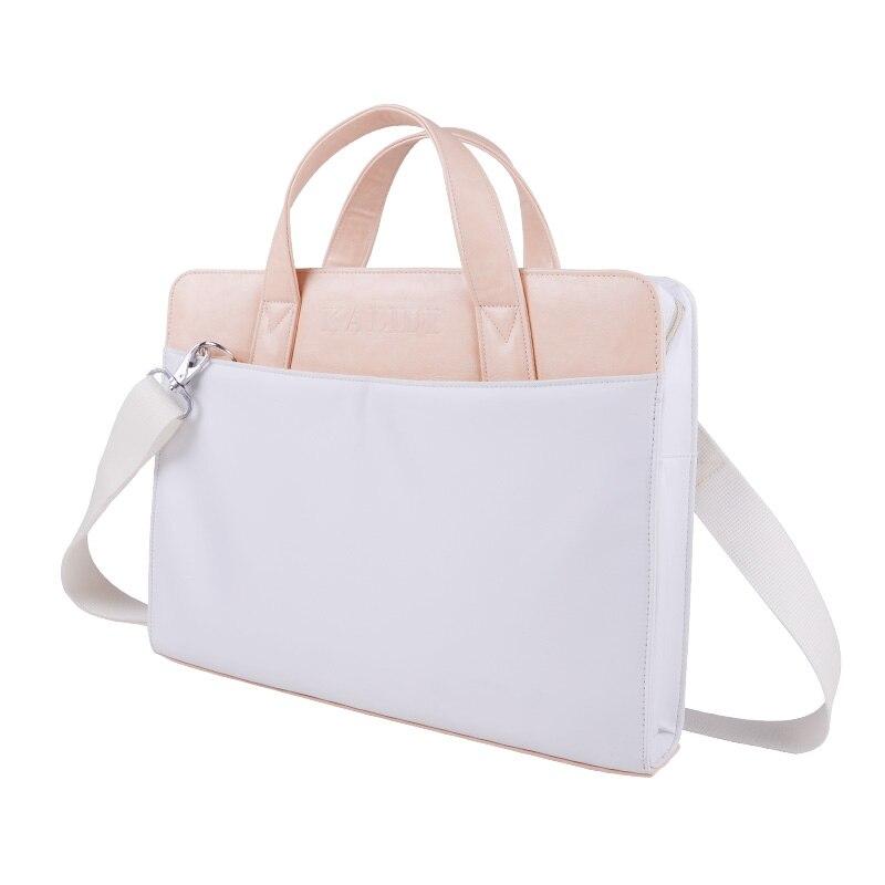 Women Stylish Laptop Shoulder Bag Briefcase Handbag Sleeve Case for macbook pro retina 13 laptop case 13.3<br><br>Aliexpress