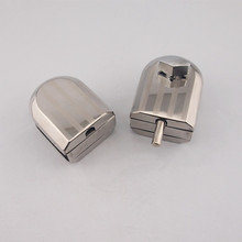 Stainless steel glass, bathroom glass bolt lock bolt, bolt, central door lock double glass(China)