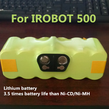 for iRobot Roomba 500 3.0Ah Li-ion Battery for iRobot 500 510 532 535 550 562 532 540 550 560 570 580 R3 series Lithium Battery