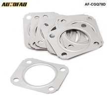 AUTOFAB - For Mitsubishi GST GSX 4G63 METAL STAINLESS TURBO MANIFOLD EXHAUST INLET GASKET AF-CGQ78D(China)