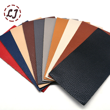 New arrived 20cm*10cm(8in*4in) 10 colors big stick on patches used in sofa bag Leather clothing shoes patch on accessories DIY