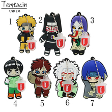 USB Flash Drive Naruto Pen Drive Rock Lee USB Stick 4G 8G 16G 32G 64G Thumb Drive U Disk USB 2.0 Disk USB Drive U Disk(China)