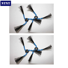 NTNT Free Post New 4 x Side Brush For Samsung Robot Vacuum Cleaner 3-armed(China)