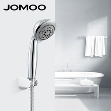 JOMOO bathroom shower Bath shower set Waterfall ABS Round Shower Head including shower Hose And Mounted Holder S02015(China)