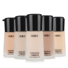 MRC Makeup Foundation Water Blend Liquid Foundation Cream Moisturizer Oil-control Brand Foundation Base Makeup SPF 15