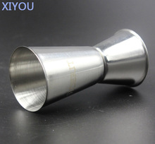 30/60ml Stainless Steel Camping Cup Mug Outdoor Camping Hiking Folding Portable Tea Coffee Beer Cup Measuring cups