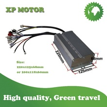 24 Mosfets 2500W 72V Electric Bike Scooter Motor Controller Driver
