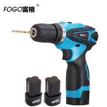 16.8V Hand magnetic cordless electric drill bit Electronic screwdriver Torque drill wood Screw driver Power tool Sets Battery*2
