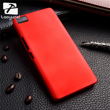 New Come Colorful Oil-coated Rubber Matte Hard Back Case for BQ Aquaris M5 Slim Frosted Matte Cover for BQ M5 Plastic Case XJQ