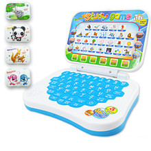 WEYA Baby Children Electronic Notebook Educational Learning Machine Computer Laptop Game Toy Education Computers Kid Laptop(China)