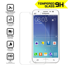 Explosionproof Premium Tempered Glass Screen Protector for Samsung Galaxy J1 mini J120 J2 J3 J5 J510 J7 J710 100% Brand New 2016