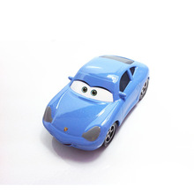 Disney Pixar Cars 2 Sally Diecast Metal Toy Car For Children Gift 1:55 Loose New In Stock Lightning McQueen(China)