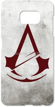 For BQ Aquaris M5 E5 E6 M5.5 X5 Plus For Nokia Lumia 520 630 930 For Blackberry Z10 Z30 Q10 Assassins Creed Logo Cover Case(China)
